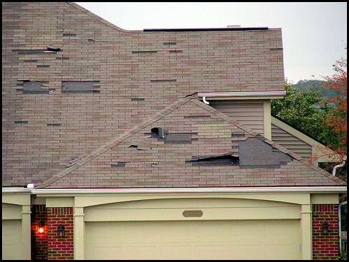 Roof Storm Damage Repair Proline Roofing Long Island Ny