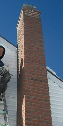 Chimney Pointing Repointing Tuckpointing Long Island